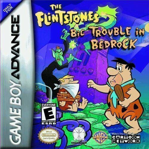 Flintstones, The - Big Trouble In Bedrock