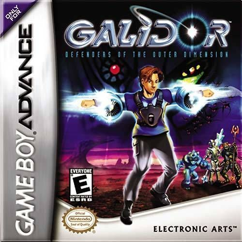 Galidor - Defenders Of The Outer Dimension