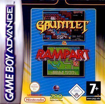 Gauntlet & Rampart (Supplex)