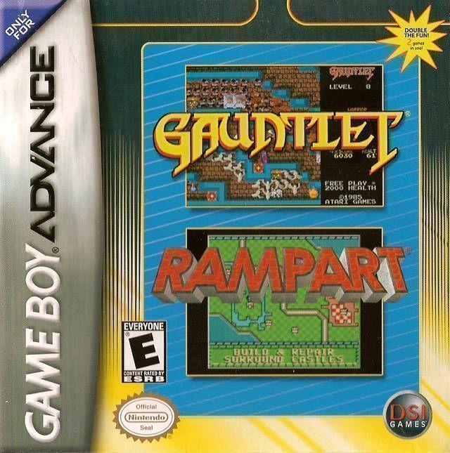 Gauntlet & Rampart