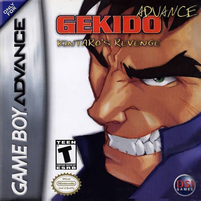 Gekido Advance Kintaro S Revenge Rom Gameboy Advance Gba Emulator Games