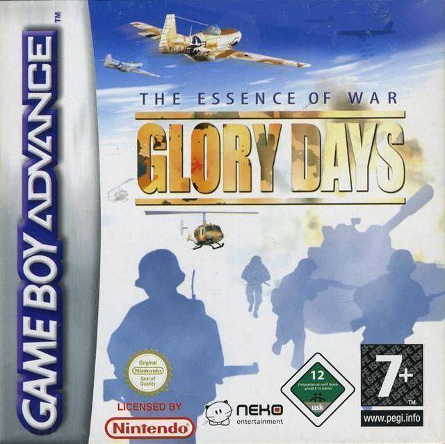 Glory Days - The Essence Of War (Endless Piracy)