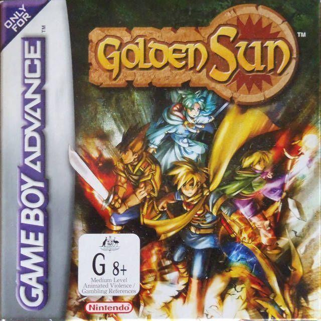 Golden Sun 2 - La Edad Perdida (S)(FlashAdvance)