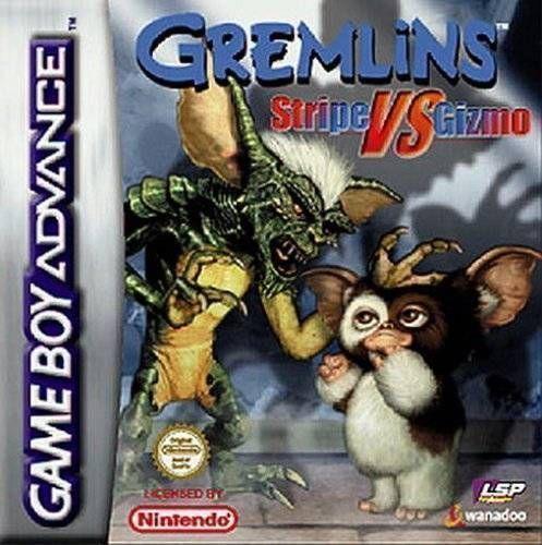 Gremlins - Stripe Vs Gizmo (Eurasia)