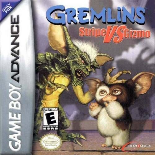 Gremlins - Stripe Vs. Gizmo