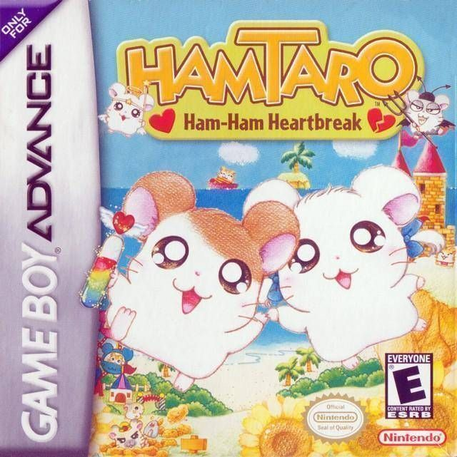 Hamtaro - Ham-Ham Heartbreak