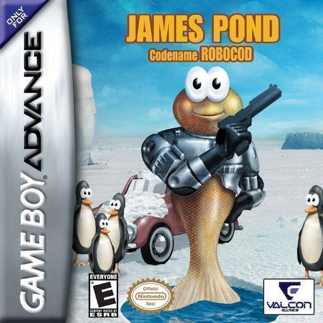 James Pond - Codename Robocod