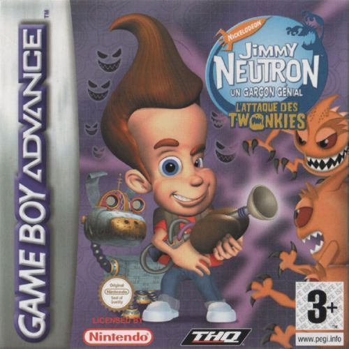 download jimmy neutron boy genius ps2 iso