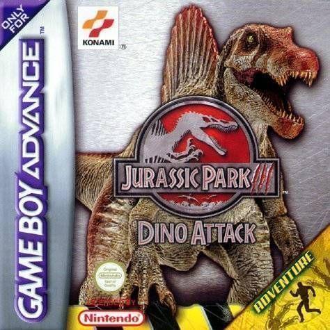 Jurassic Park III - Dino Attack (Lightforce)