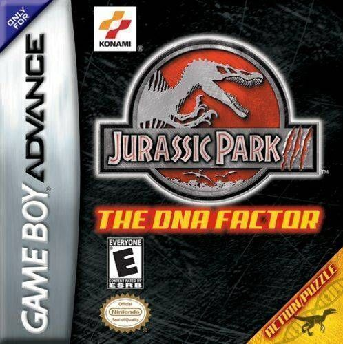 Jurassic Park III - DNA Factor