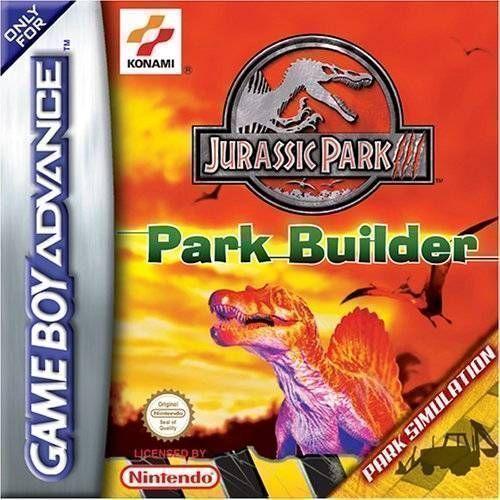 Jurassic Park III - Park Builder (Eurasia)