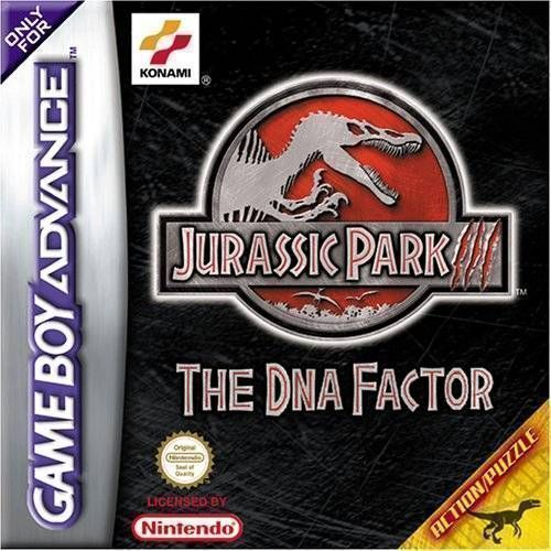 Jurassic Park III - The DNA Factor (Absence)