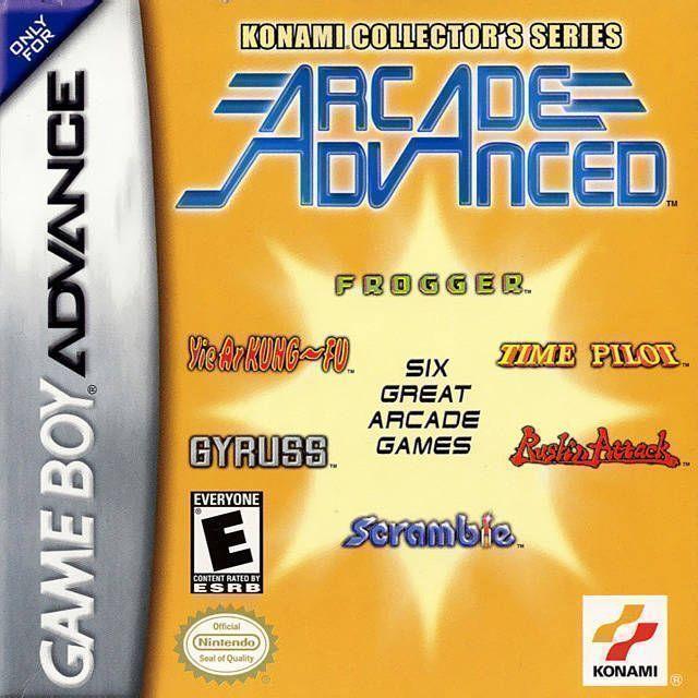Konami Collectors Series - Arcade Advanced