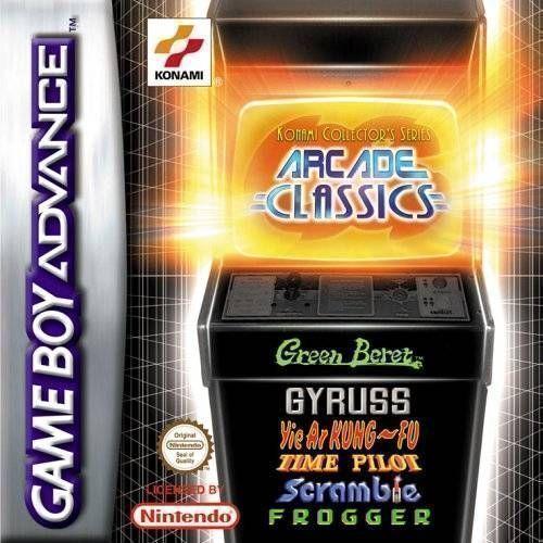 Konami Collectors Series - Arcade Classics (Patience)