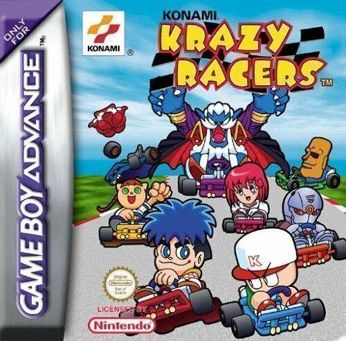 Konami Krazy Racers (Cezar)