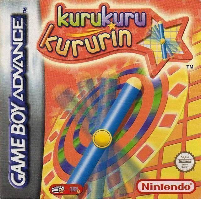 Kuru Kuru Kururin (Mode7)