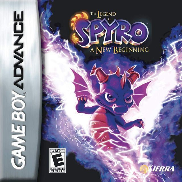 Legend Of Spyro, The - A New Beginning
