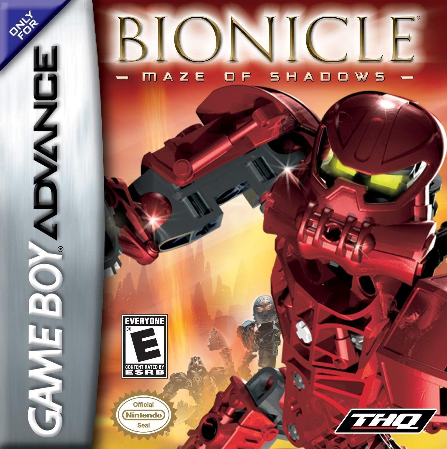 LEGO Bionicle - The Game