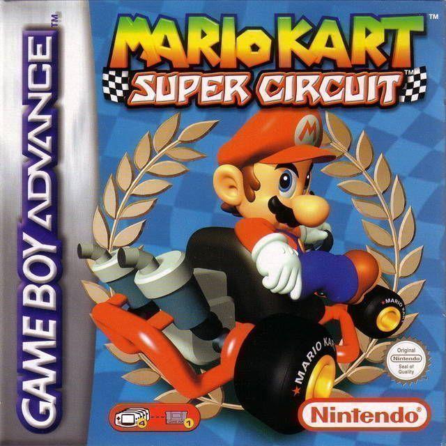 Mario Kart - Super Circuit (Cezar)