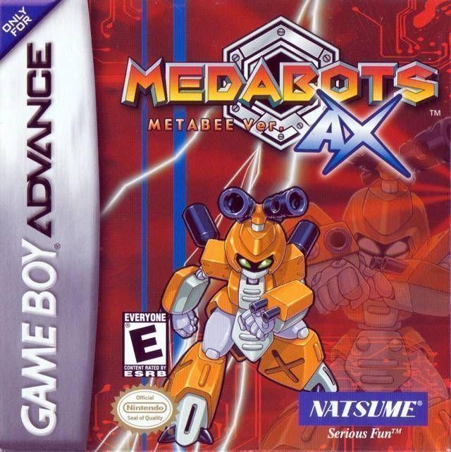 Medabots AX - Rokusho Version
