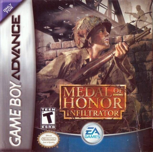 Medal Of Honor - Infiltrator