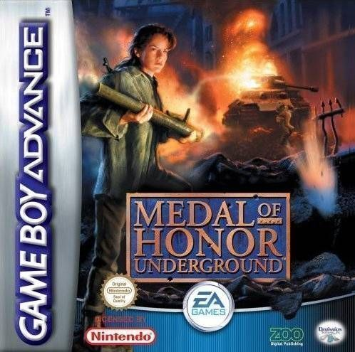 Medal Of Honor - Underground (Patience)