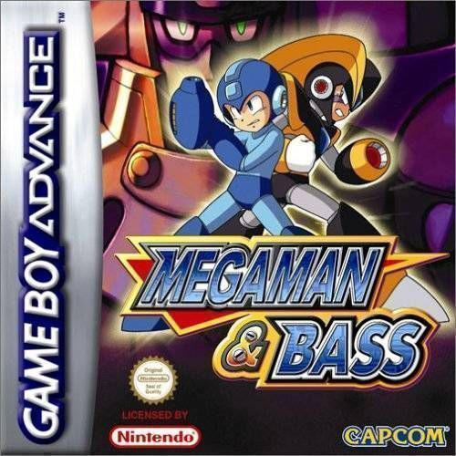 MegaMan & Bass (wC)