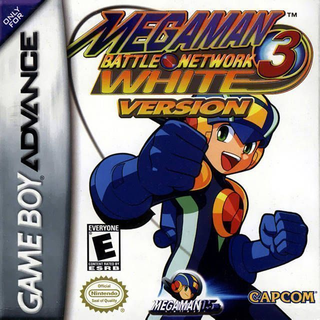 Megaman Battle Network 3 - White Version