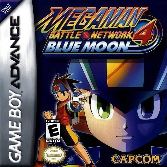 Megaman Battle Network 4 - Blue Moon