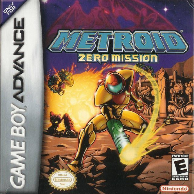 Metroid - Zero Mission ROM - Gameboy Advance (GBA) | Emulator Games