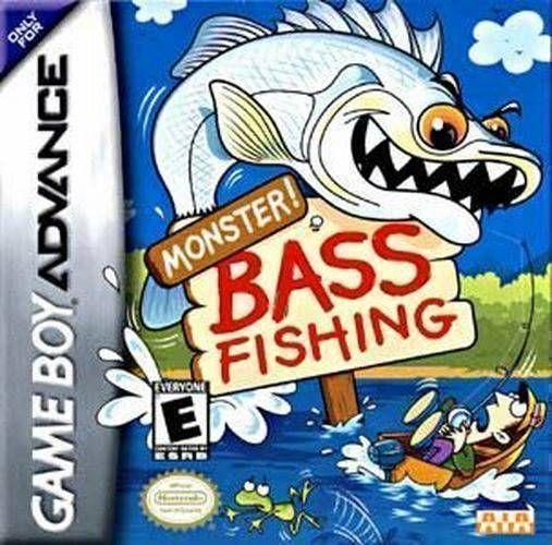 gba fishing games