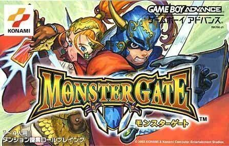 Monster Gate Rom Gameboy Advance Gba Emulator Games
