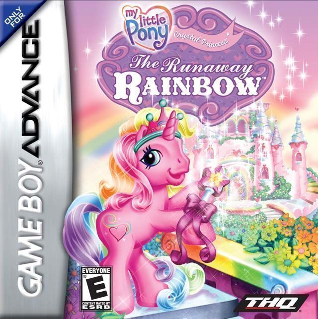 My Little Pony Crystal Princess - The Runaway Rainbow