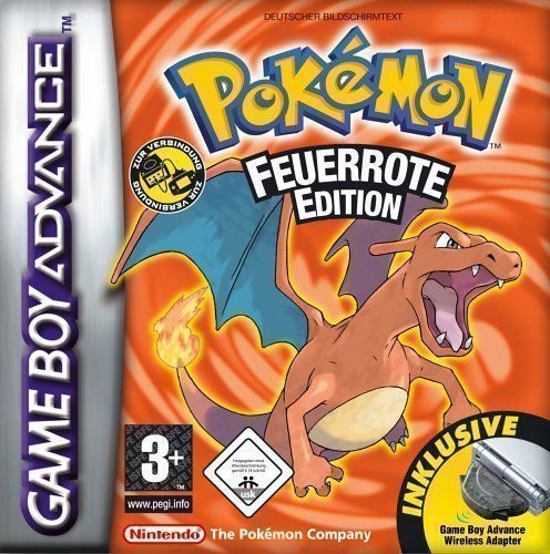 visualboyadvance pokemon feuerrot