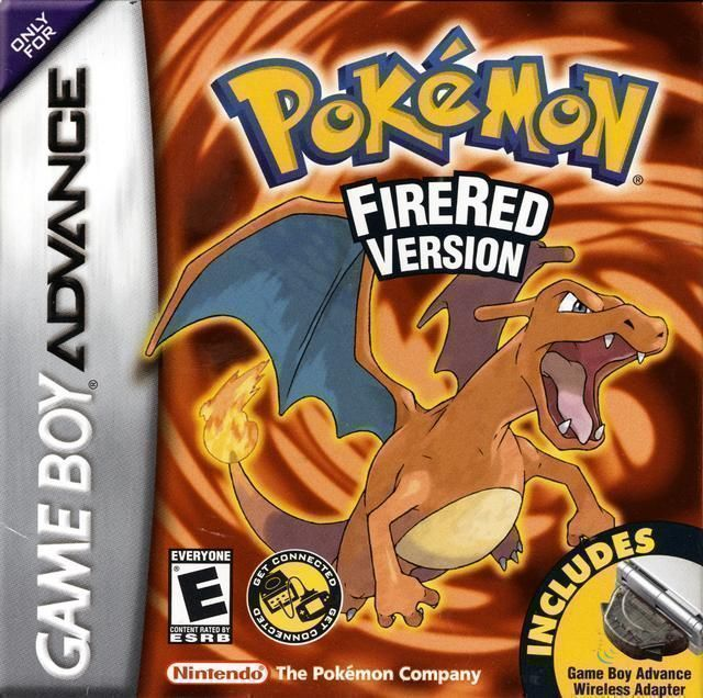 Pokemon - Fire Red Version [a1]