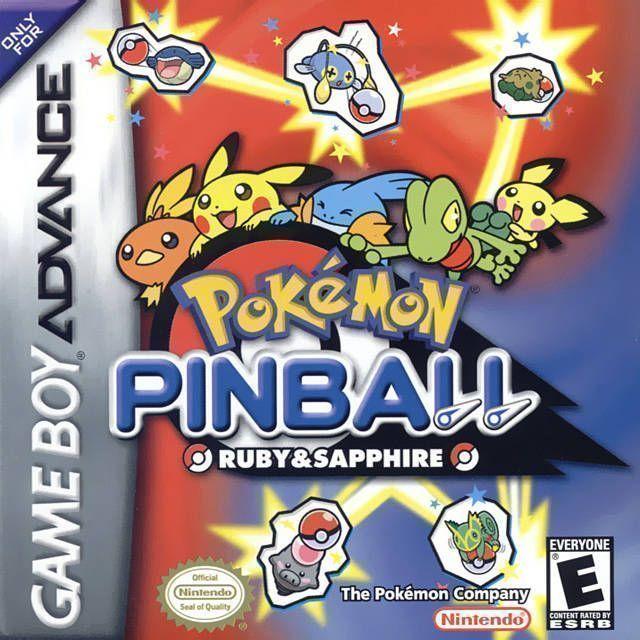 Pokemon Pinball - Ruby & Sapphire (V1.0)
