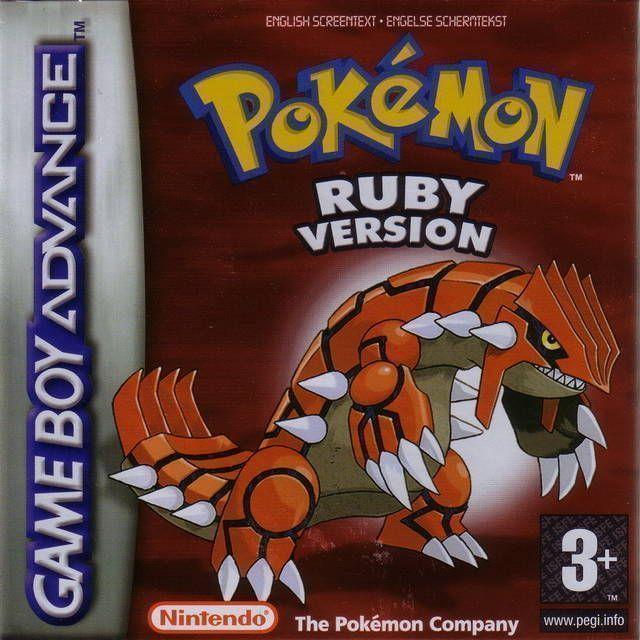 gameboy advance emulator pokemon rubin