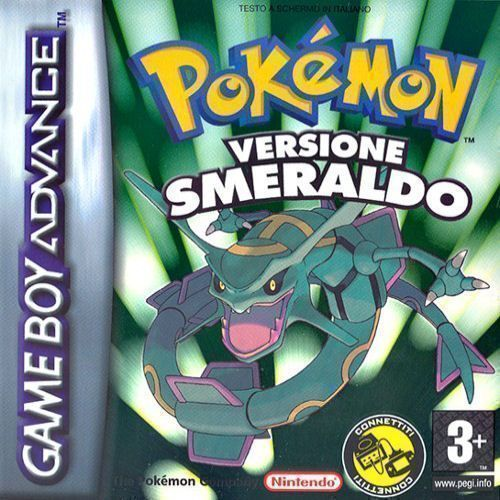 rom pokemon smeraldo in italiano