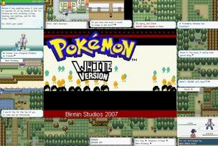 Pokemon White Version By MB Hacks (Blue Hack)_GoombaV2.2