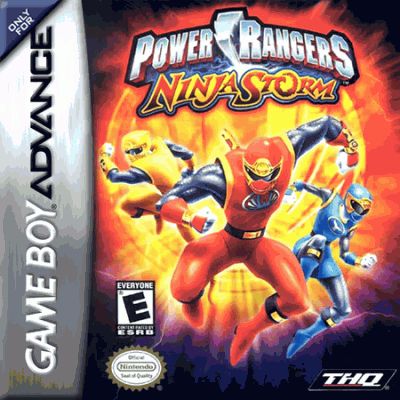 power rangers ninja storm pc game free download