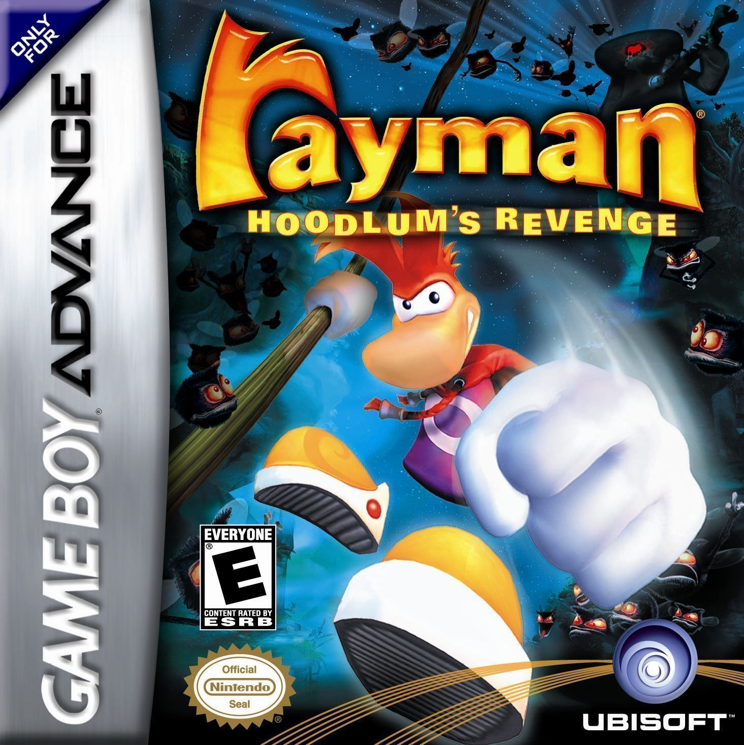 Rayman Hoodlum S Revenge Rom Gameboy Advance Gba Emulator Games
