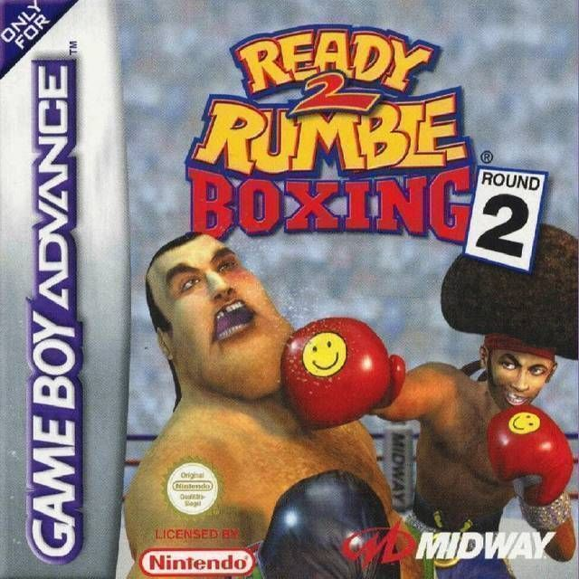 Ready 2 Rumble Boxing - Round 2 (Lightforce)