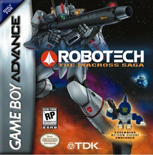 Robotech - The Macross Saga