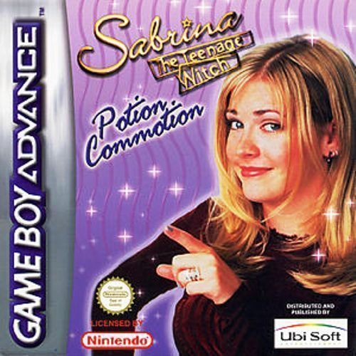 Sabrina The Teenage Witch - Potion Commotion