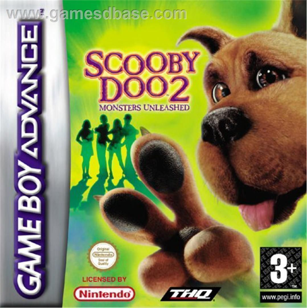 Scooby-Doo! 2 - Monsters Unleashed