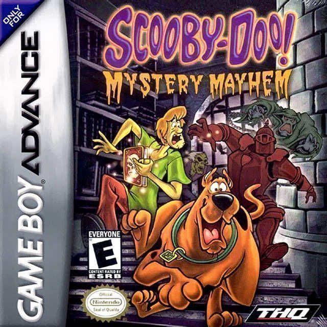 Scooby-Doo! - Mystery Mayhem