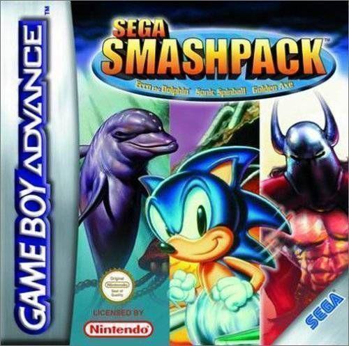 Sega Smash Pack (Patience)