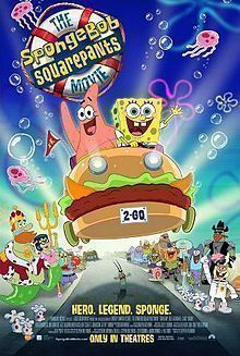 SpongeBob SquarePants - The Movie