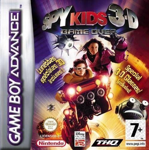 Spy Kids 3D (Endless Piracy)
