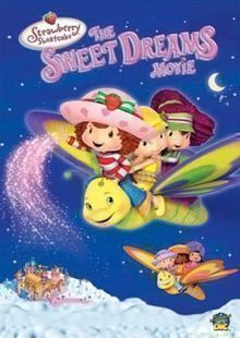 Strawberry Shortcake - Sweet Dreams